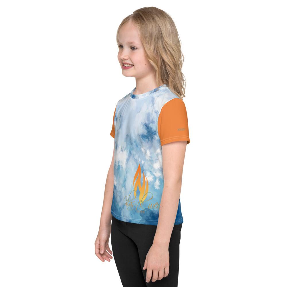 Kids denim klas-ik wear t-shirt