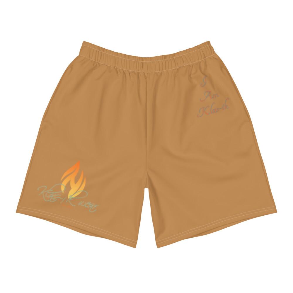 Men's Athletic Nude Klas-ik Wear Long Shorts