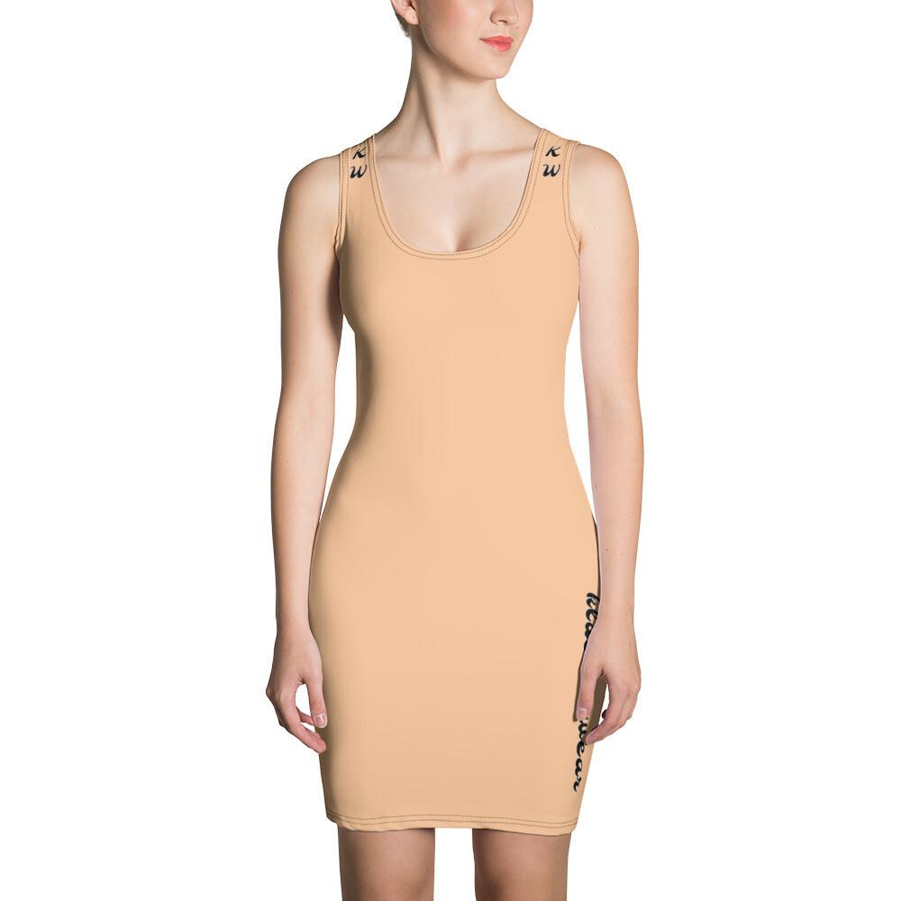 Nude Klas-ik Wear Cut & Sew Dress