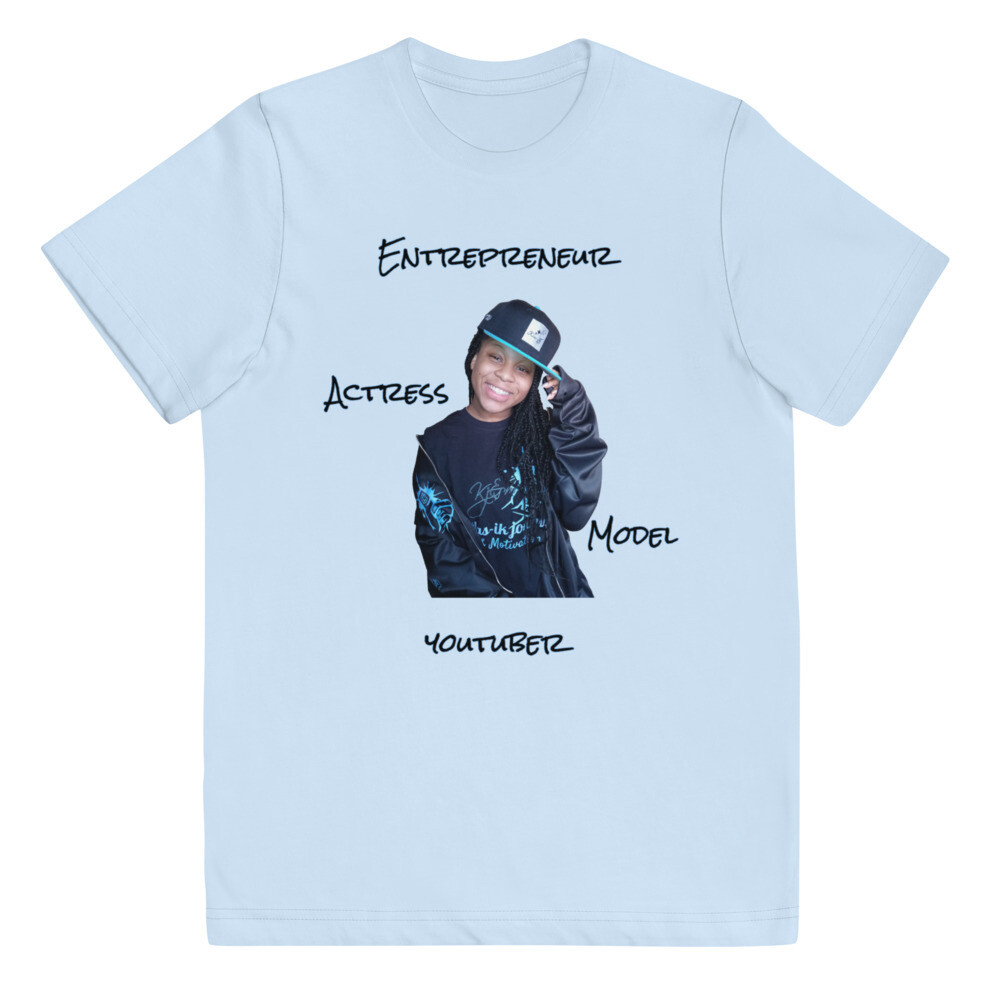 Youth Norraye Selfmade Jersey T-shirt