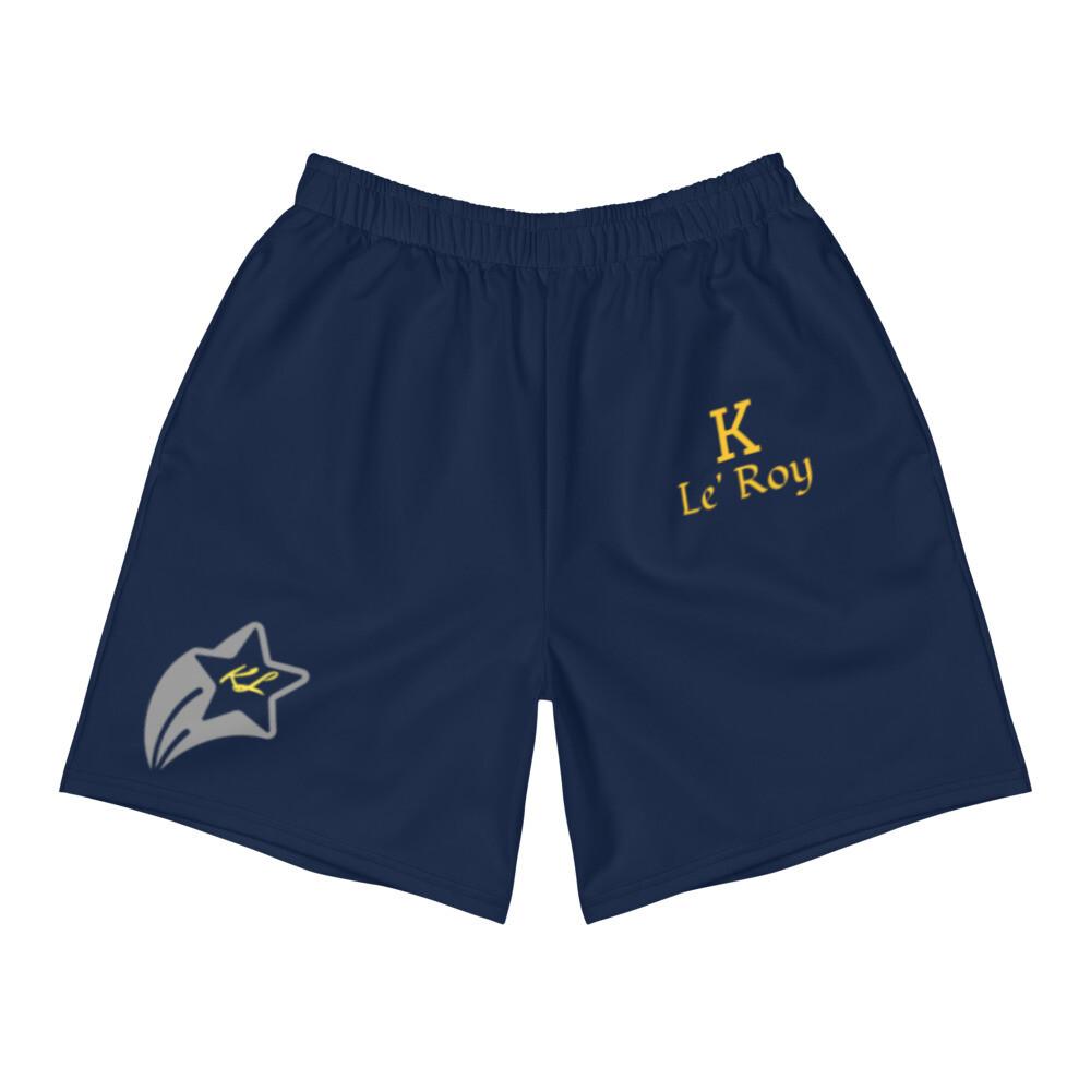 Young Men's K Le'Roy Athletic Long Shorts