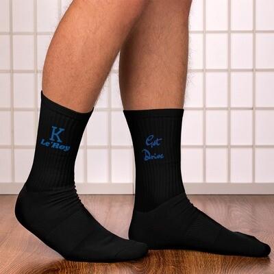 K Le'Roy Got Drive Socks