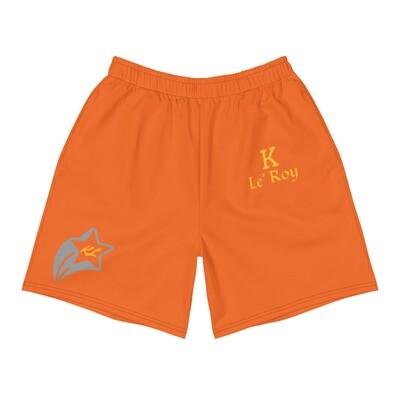 K Le'Roy Star Athletic Shorts