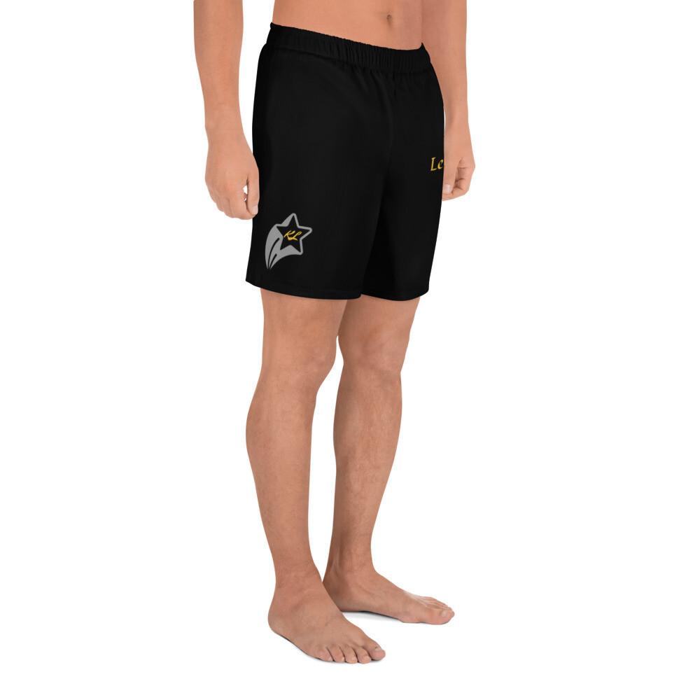 K Le'Roy Star young Men's Athletic Shorts