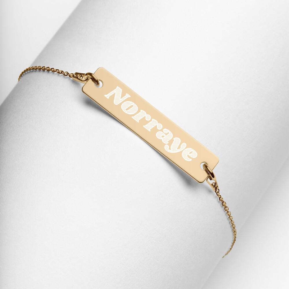 Norraye Engraved Chain