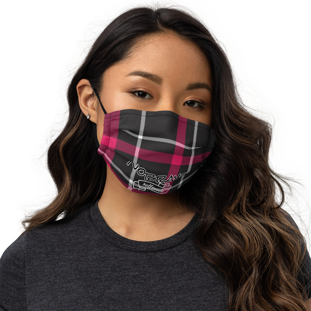 Norraye Selfmade Flannel Premium face mask
