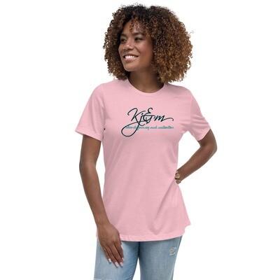 Women's Kj&m Relaxed T-Shirt