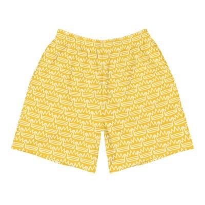 Men's Gold Crown King Shorts