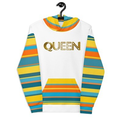 Queen Colorful Magic Hoodie