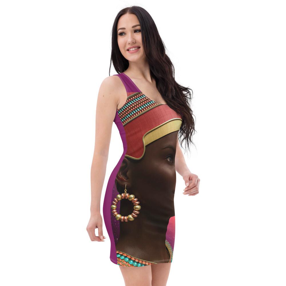 Klas-ik Queen Freestyle Dress