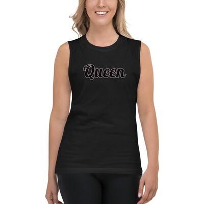 Women's Queen Muscle Shirt