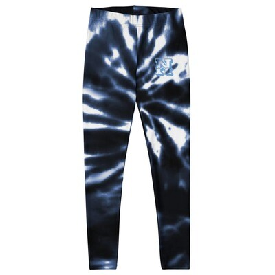 Norraye Black Tye Dye Leggings