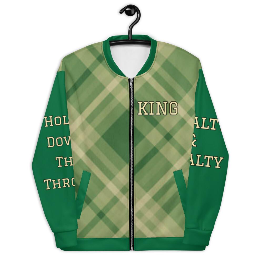Green King Bomber Jacket