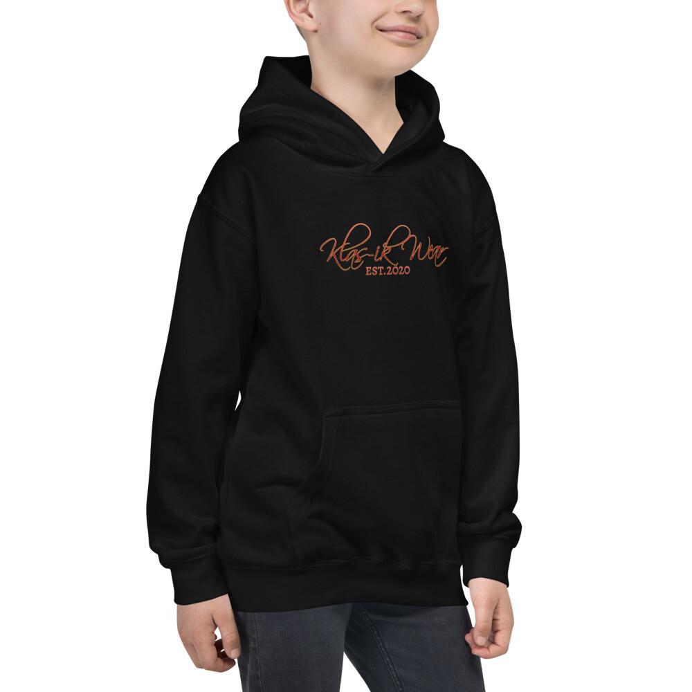 Kid's Klas-ik Wear Hoodie