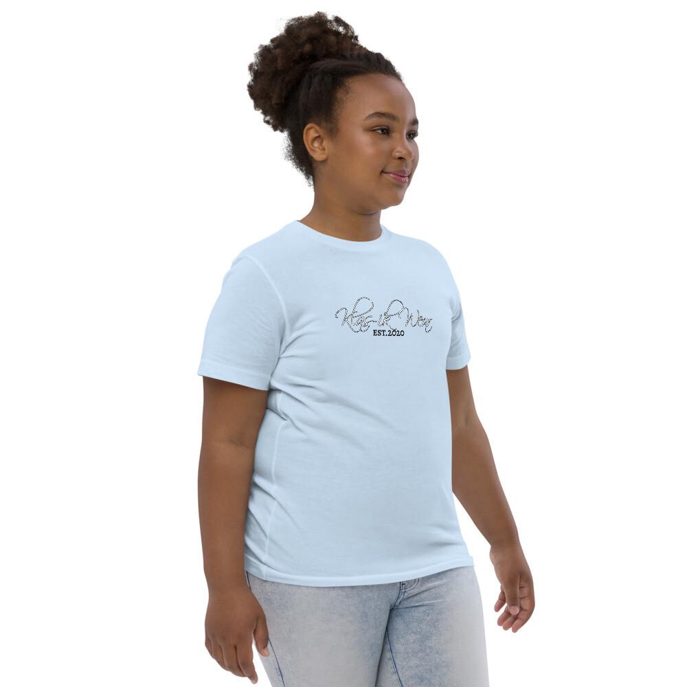 Klas-ik Wear Youth Girl's jersey t-shirt