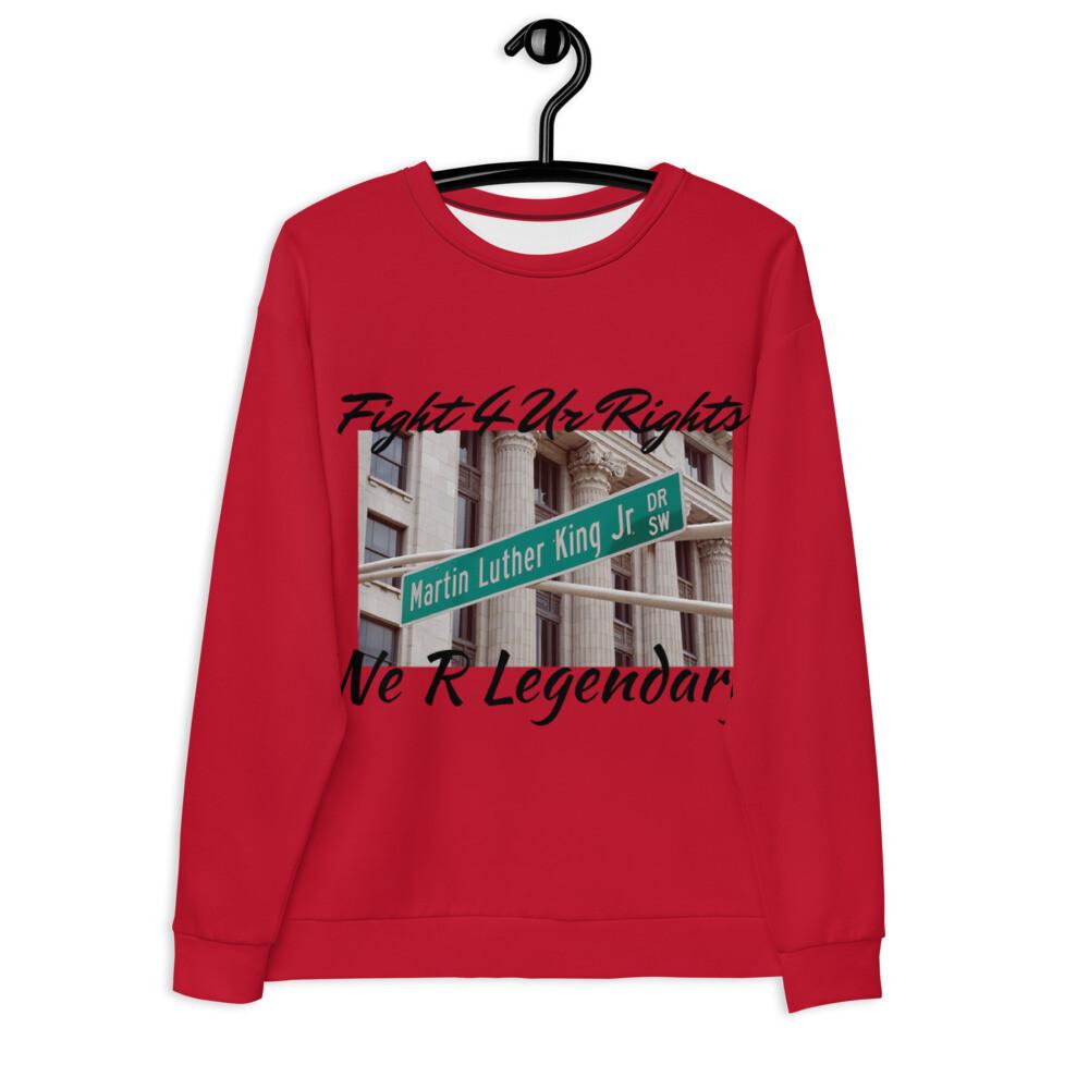 WRL RED Movement Sweatshirt