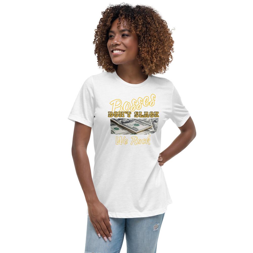 Kj&m Bosses Freestyle Slogan T-Shirt
