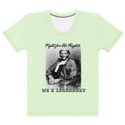 Mint We R Legendary Slogan T-shirt