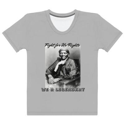 We R Legendary Slogan T-shirt