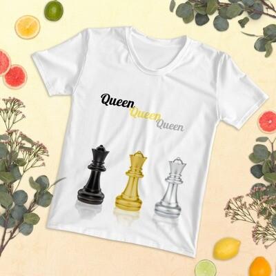 Women's 3Queen T-shirt