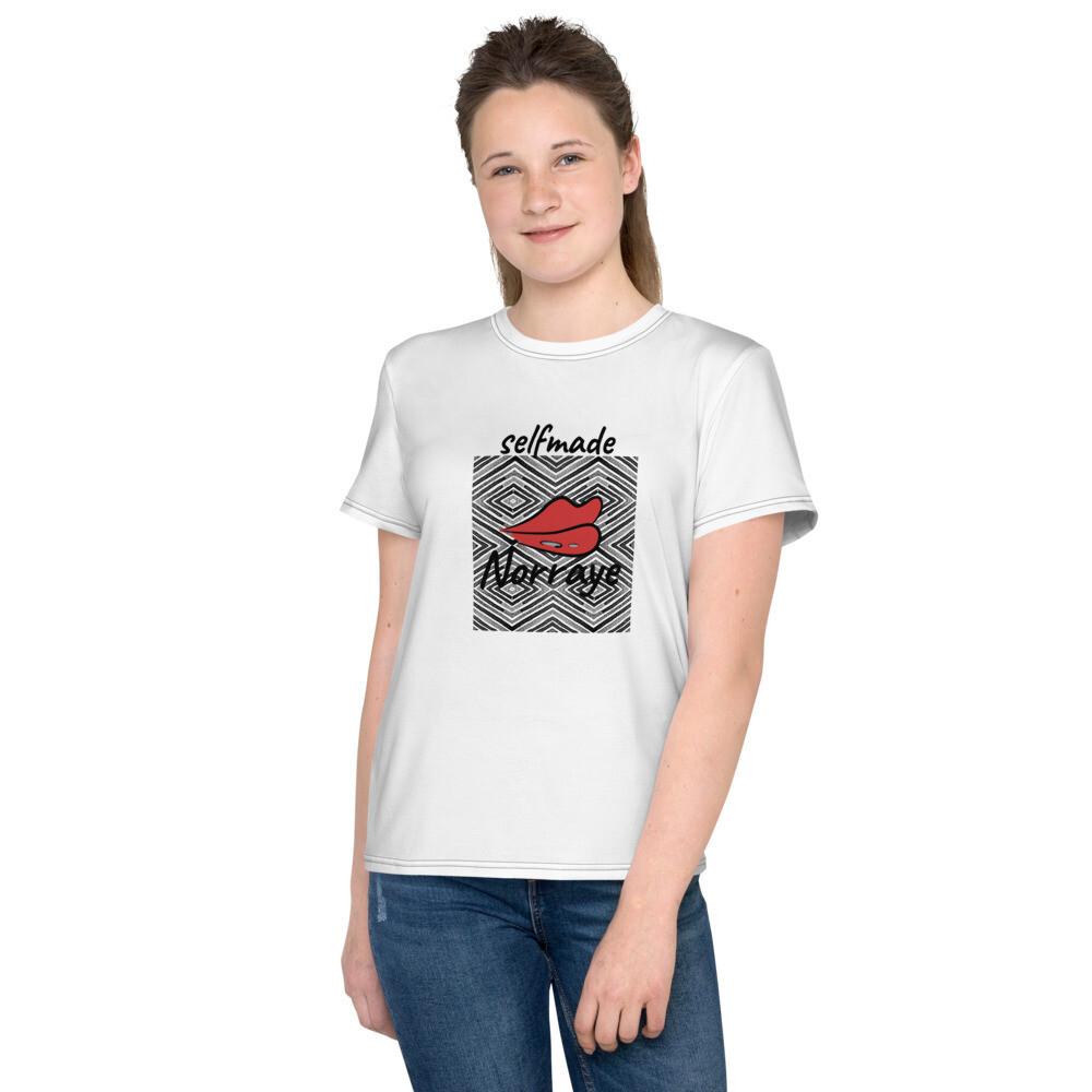 Girl's Norraye Patterned t-shirt