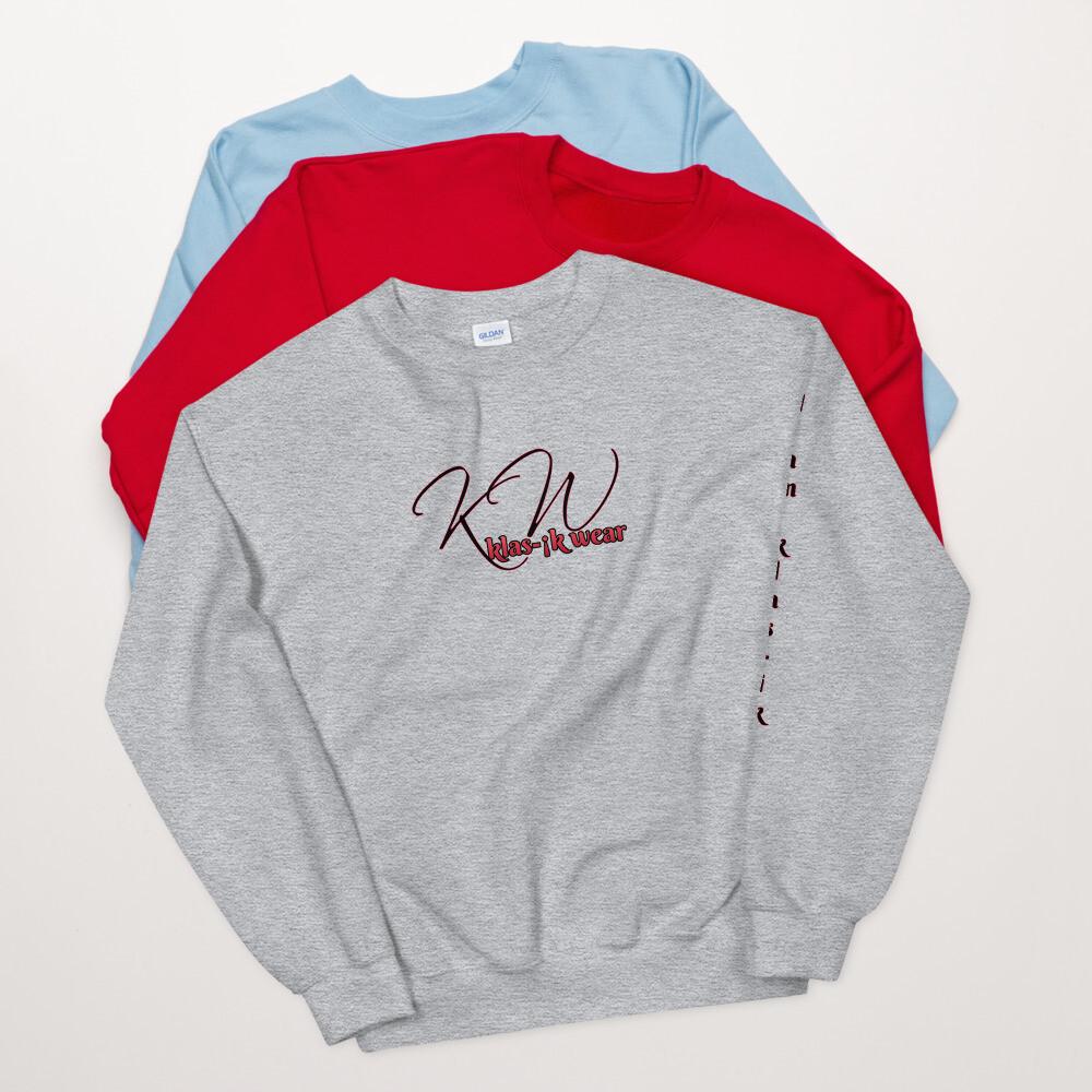KW Plus Size Women's Sweatshirt