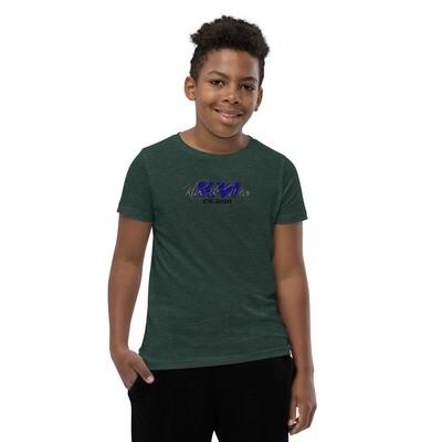 Klas-ik Wear Boy's Short Sleeve T-Shirt
