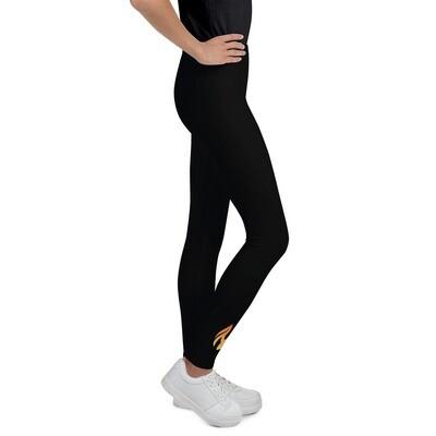 Black Flame Klas-ik Wear Leggings