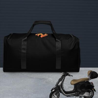 Black Flame Klas-ik Wear Duffle bag