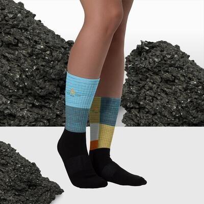 Printed Klas-ik Wear Socks