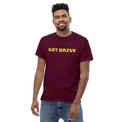 Young Men's K Le'Roy Got Drive Tee