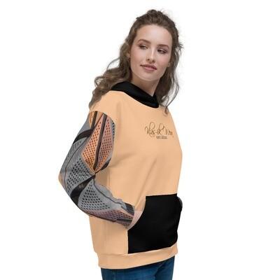 Fresh Print Stylish Klas-Ik Wear Women Hoodie