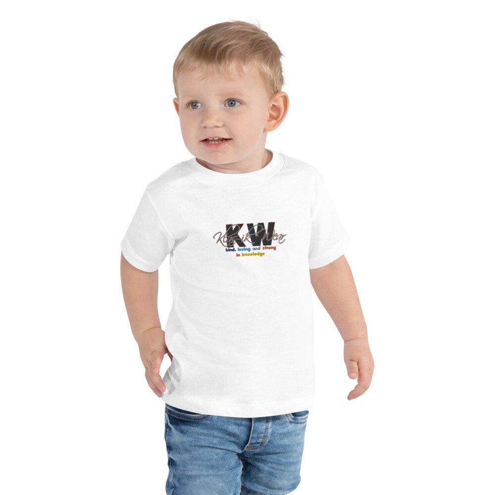 KW Intro Toddler Tee