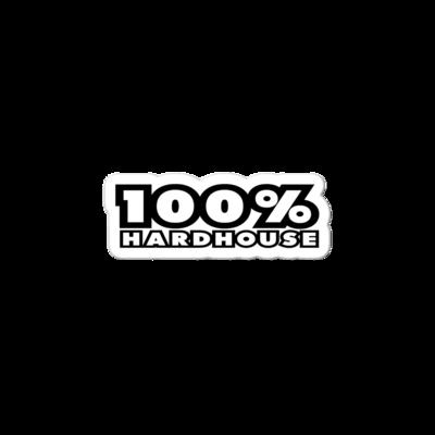 100% HH Bubble-free sticker