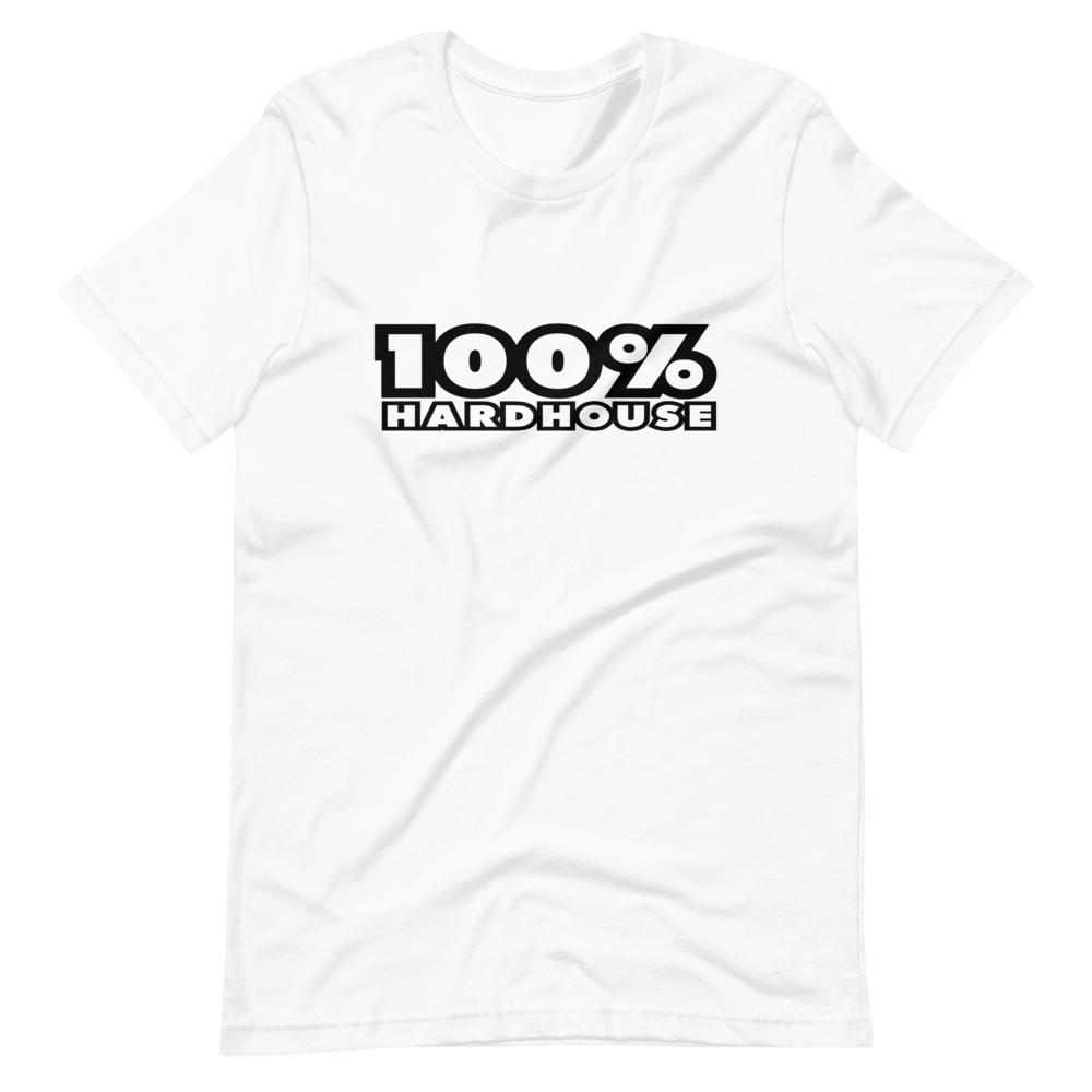 100% HH Mens T-Shirt - White