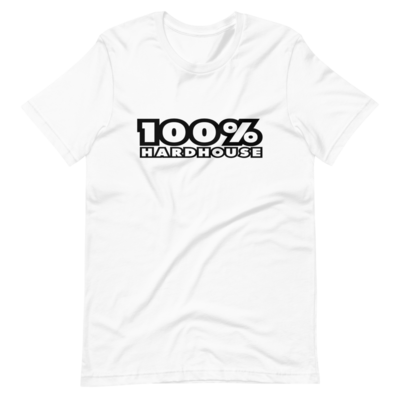 100% HH Mens T-Shirt - White