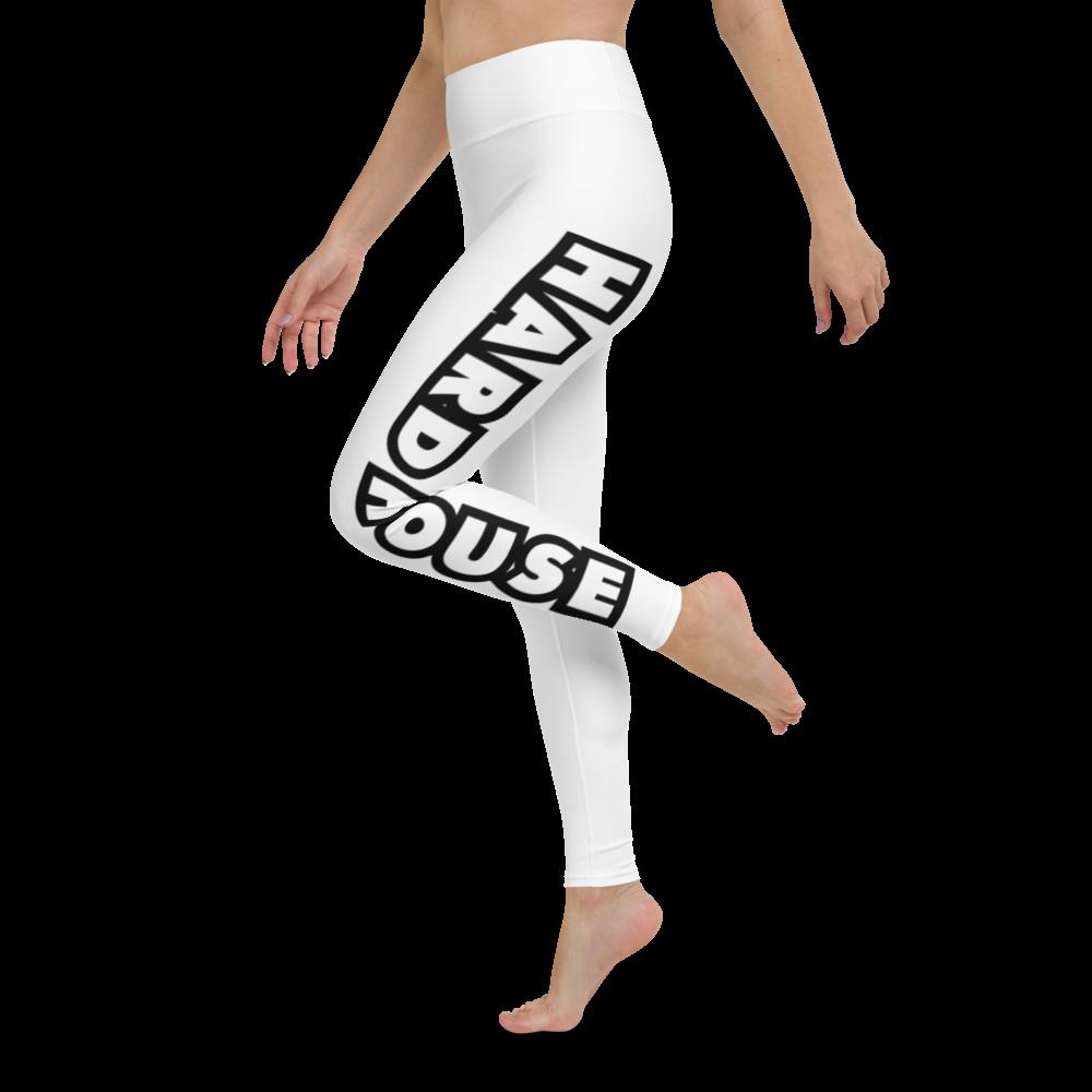 HH Women's Leggings - White/Black