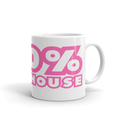 100% HH Pink Mug