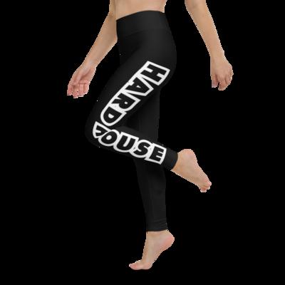 HH Women's Leggings - Black/White
