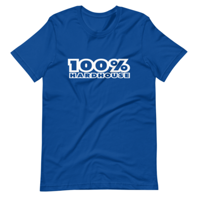 100% HH Mens T-Shirt - Royal Blue
