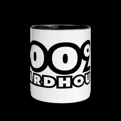 100% HH Mug with Black Color Inside