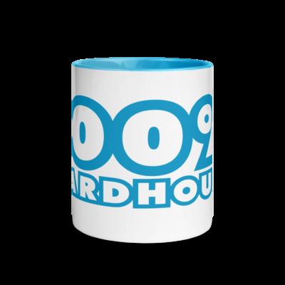100% HH Mug with Blue Color Inside