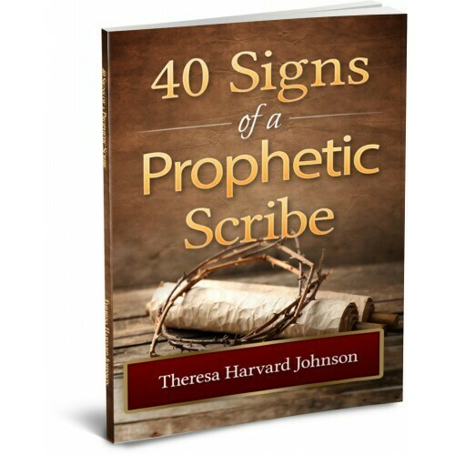 40 Signs of a Prophetic Scribe
