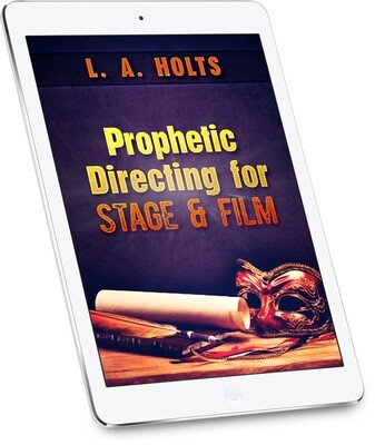 Prophetic Directing for Stage & Film [EBOOK/PDF]
