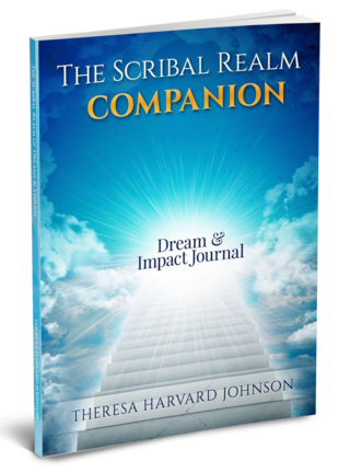 The Scribal Realm Companion: Dream & Impact Journal
