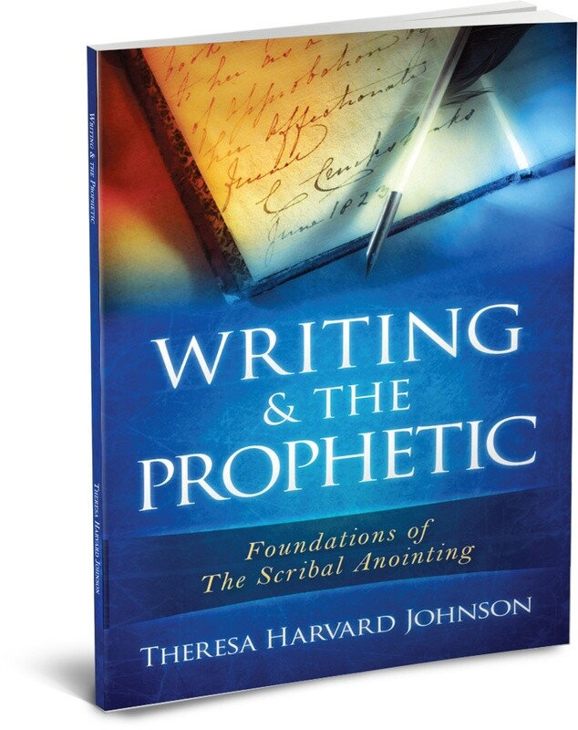 Writing & The Prophetic: Foundations of The Scribal Anointing