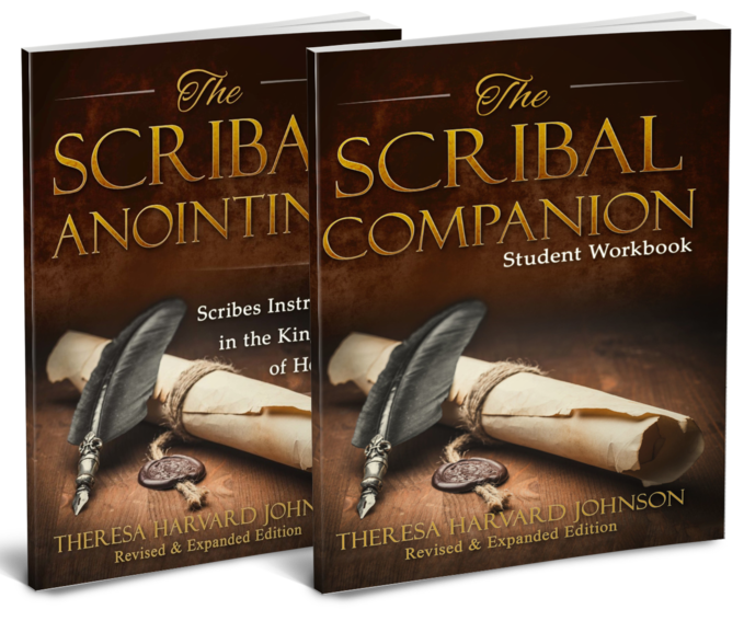 The Scribal Anointing Set
