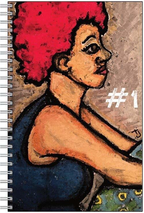 Speak For Me Journal, Original Art