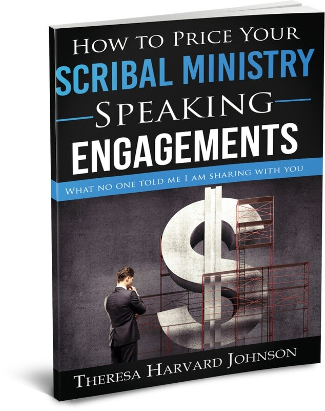 How To Price Your Scribal Ministry Speaking Engagements
