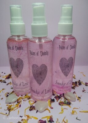 Smudge of Love (cleansing spray)